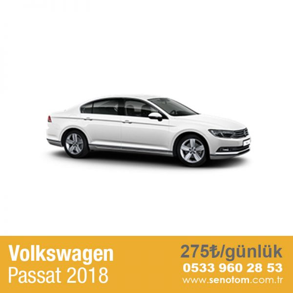 Volkswagen-Passat-Adana-Oto-Kiralama